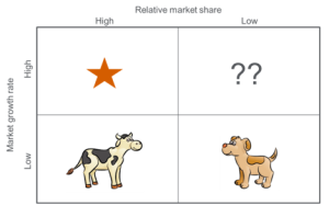 Growth Share Matrix -Boston Consulting Group